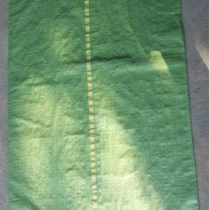 Bao 50kg màu xanh lá